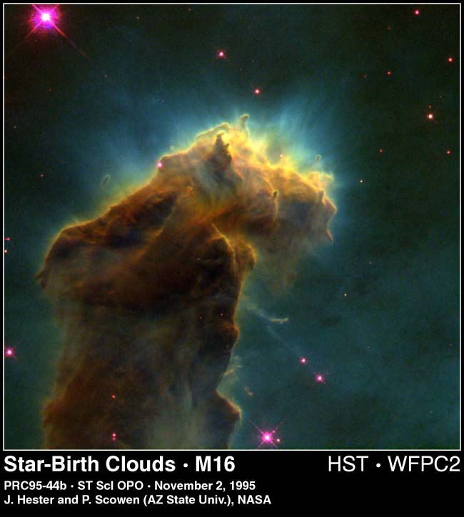 Star Birth Clouds