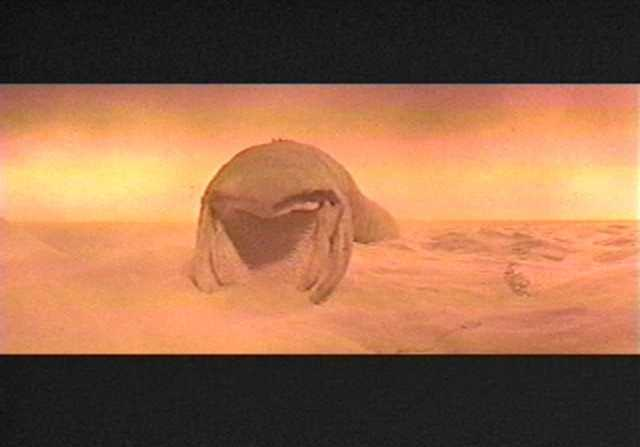 Shai-hulud, Giant Sandworm, Life of Dune